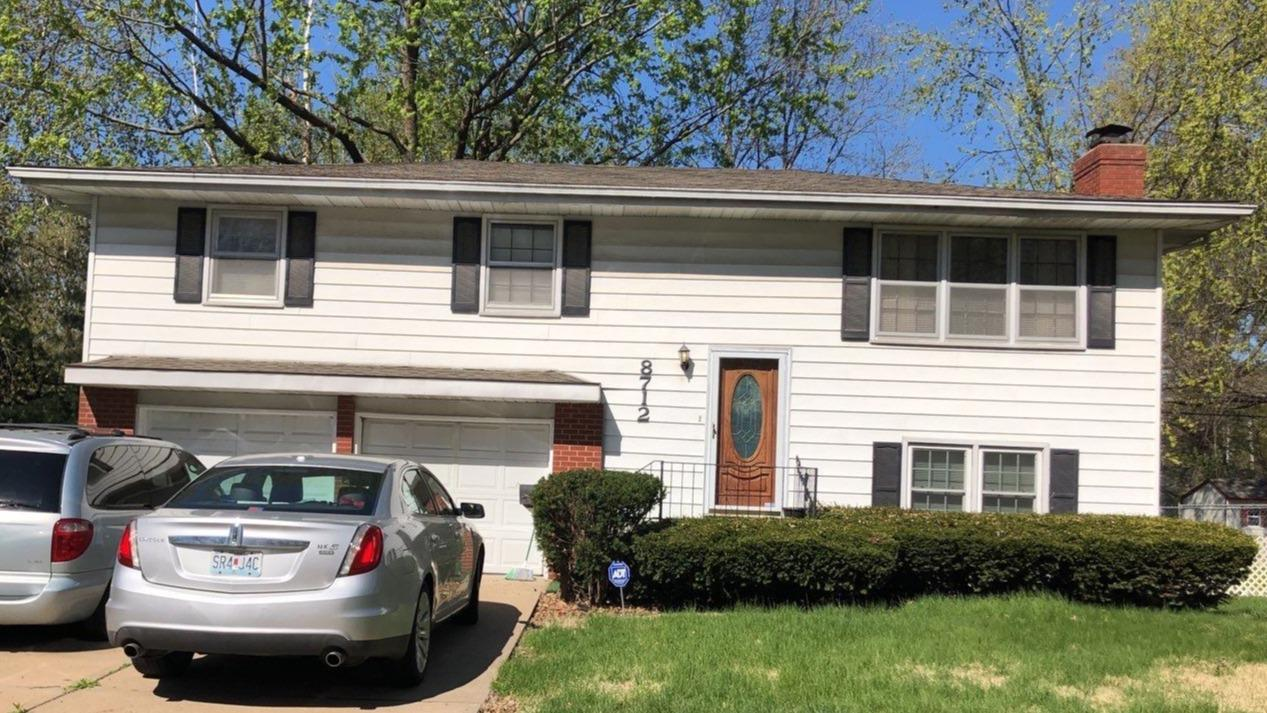 Gutter Runs, Fascia and Soffit Installed on Kansas City, MO Home - After Photo