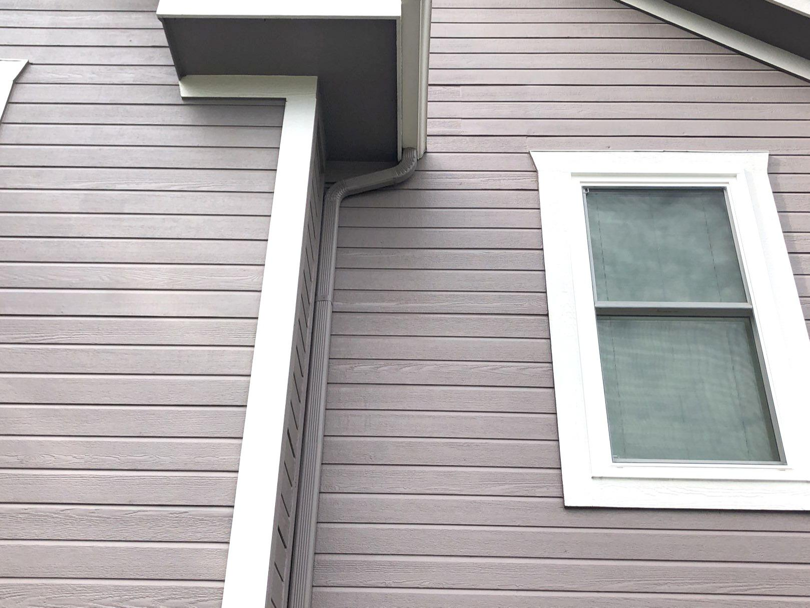 Siding Repair using LP SmartSide at a Home in Smithville, MO - After Photo