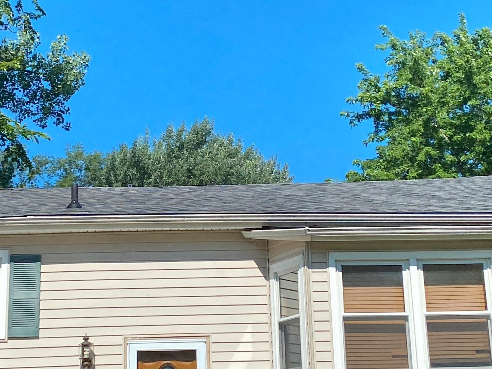 Spring Hill, KS Gets Replacement Roof (Tamko Heritage) - After Photo