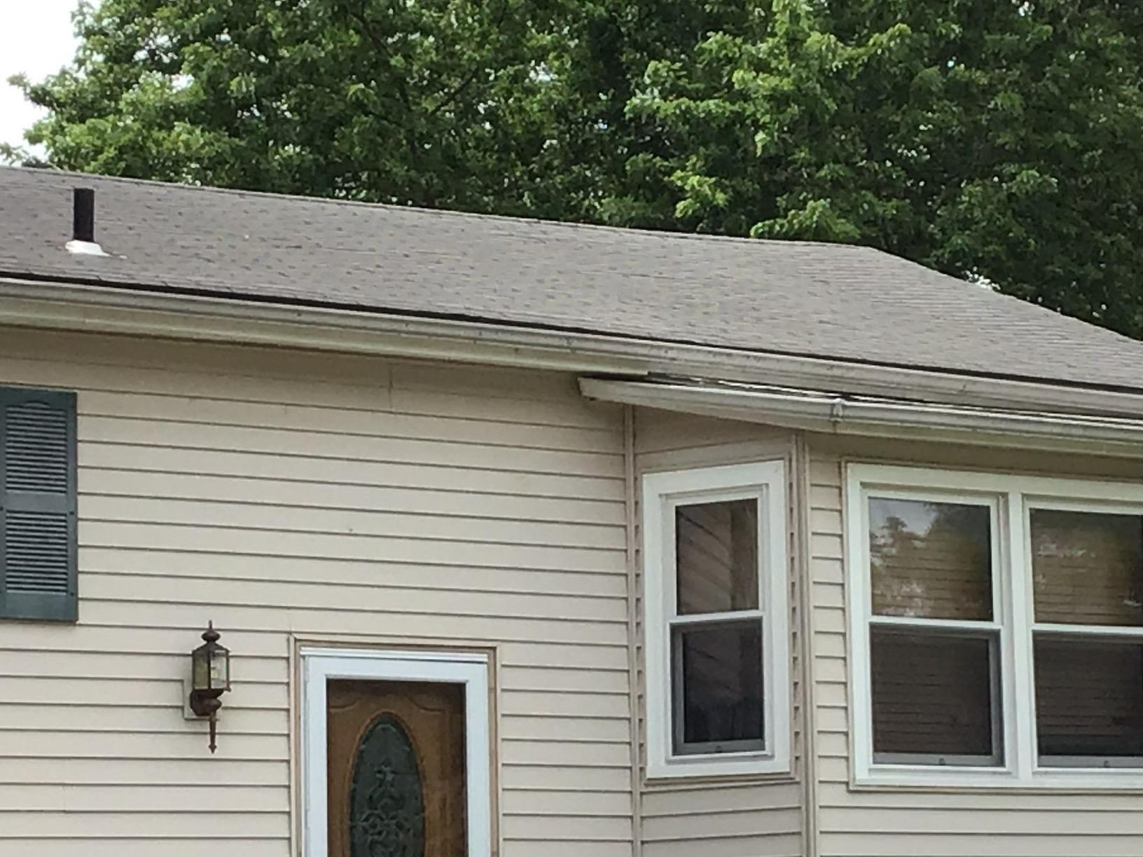 Spring Hill, KS Gets Replacement Roof (Tamko Heritage) - Before Photo