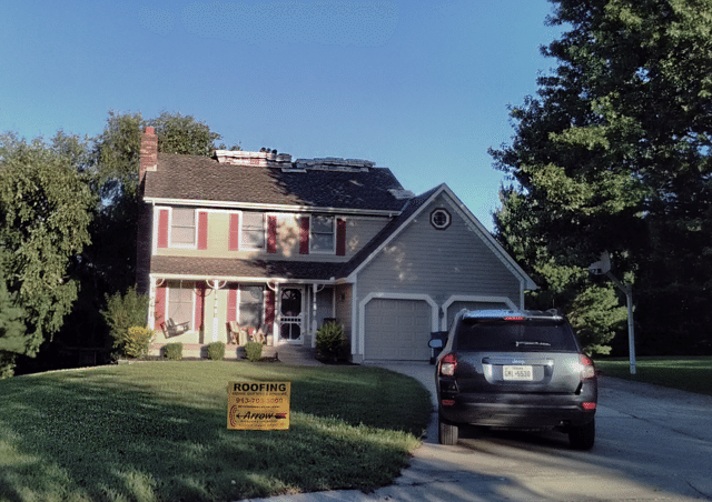 Roof Replacement in Blue Springs, MO