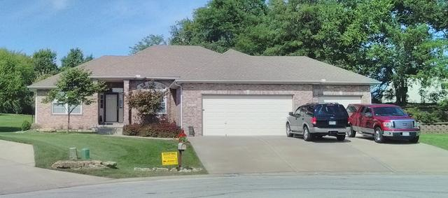 Roof Replacement in Blue Springs, MO - Before Photo