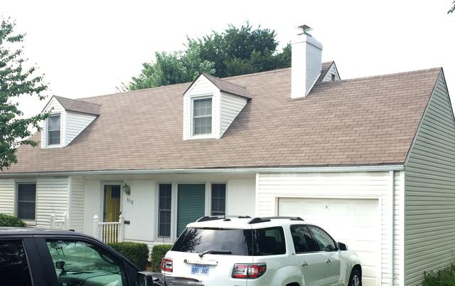 Prairie Village, KS home with new Owens Corning Supreme Roof