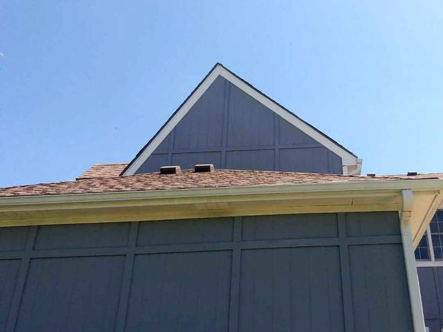 Batten and Fascia Installed on Home in Bucyrus, KS