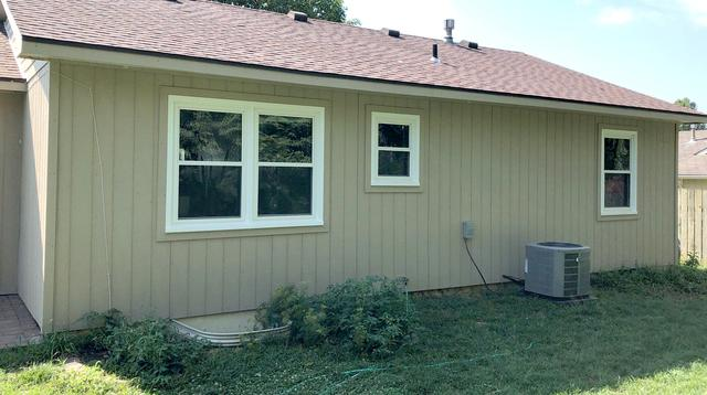 Siding Installation on Eudora, KS Home