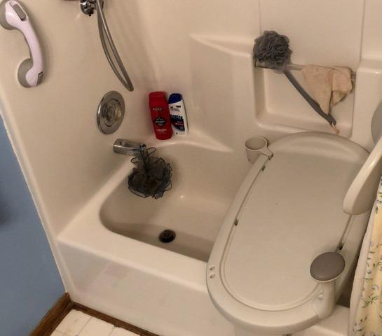 Bathroom Remodel in Grain Valley, MO - Before Photo