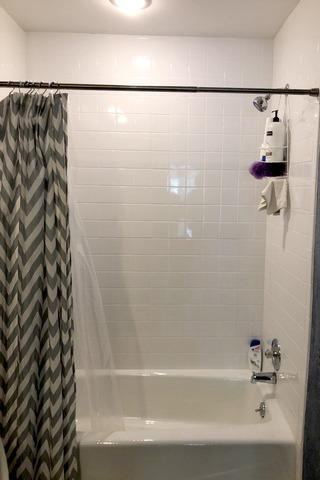 Bathroom Tile Installed in Leawood, KS Home