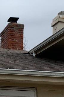 Roof Replacement and New Gutters on Home in Liberty, MO