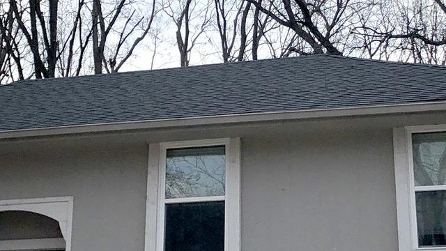Replace Old Roof that was Damaged from Hail & Wind in Platte City, MO