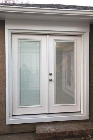 Patio Door Installed at Overland Park, KS Home (door 1 of 3)