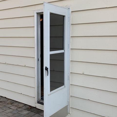 French Steel Door on Leawood, KS Home