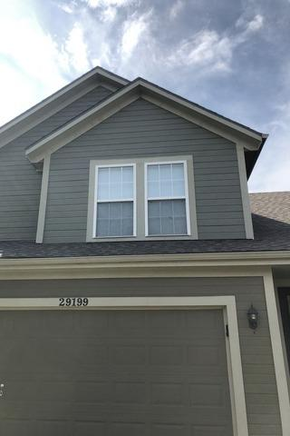 Siding and Trim Replacement (LP SmartSide) on Gardner, KS Home