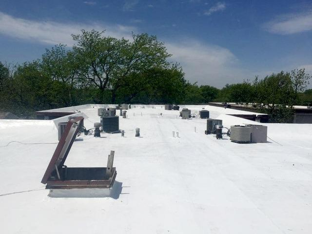 Commercial Roofing Completed at Stoneybrook Apartments in Grandview, MO - After Photo