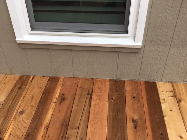 Deck Rebuild on a Home in Overland Park, KS