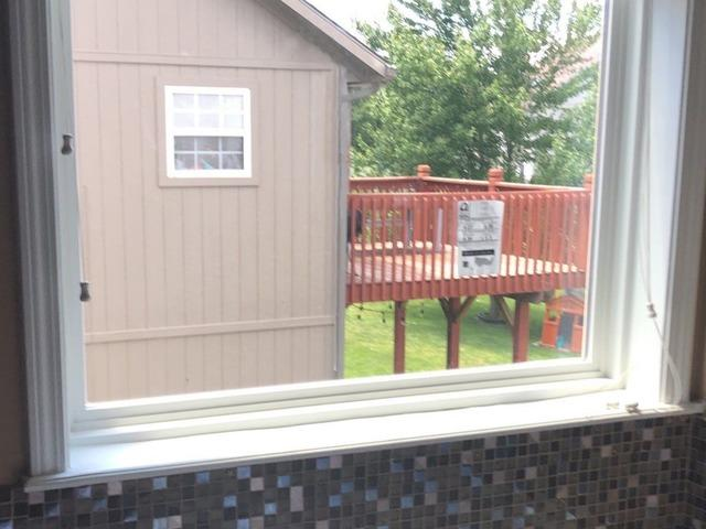 Window (Vinylmax) Installed in the Master Bathroom in Overland Park, KS