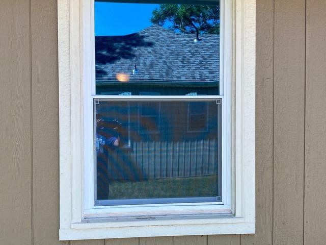 Window Replacement in Kansas City, MO (Double Hung Vinylmax Edison) - After Photo