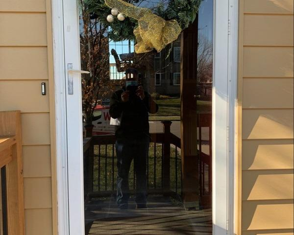 Entry Door and Storm Door Replaced at a Home in Shawnee, KS