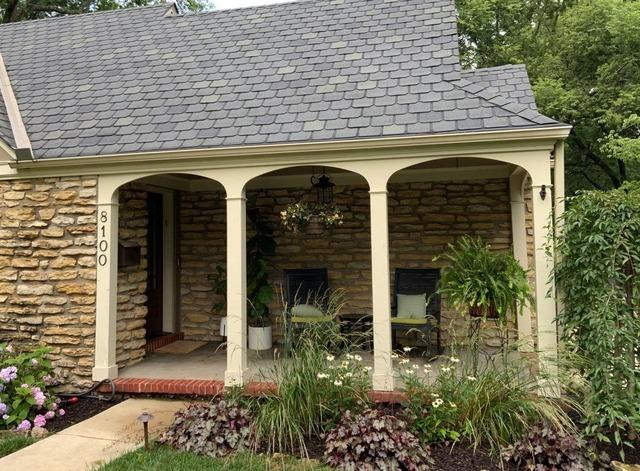 Gutter and Gutter Guard Installation on a Home in Leawood, KS