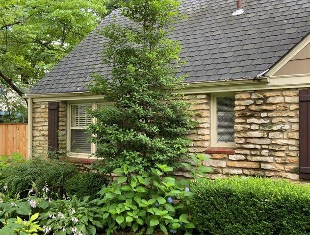 Gutter Guards were Installed on a Home in Leawood, KS