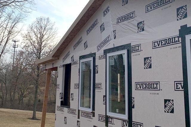 Addition Built on the Back of Kansas City, KS Home (east side)