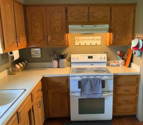 Interior Kitchen Remodel in Kansas City, MO - Before Photo