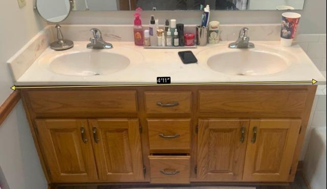 Bathroom Reconstruction in Olathe, KS