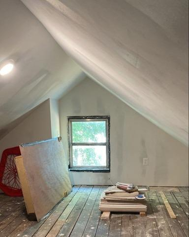 Gutting out and Remodeling Attic in Platte City, MO
