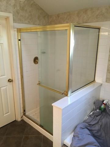 Bathroom Remodel in Olathe, KS - Before Photo