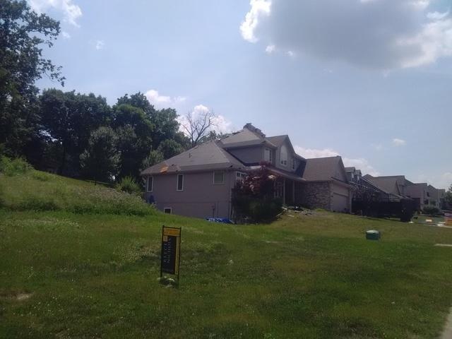 Roof Repair in Blue Springs MO - Before Photo