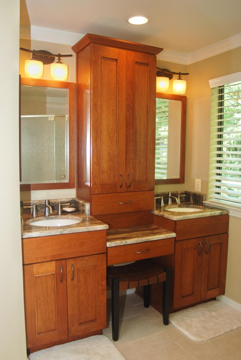 Bathroom Renovation in West Friendship, MD - After Photo