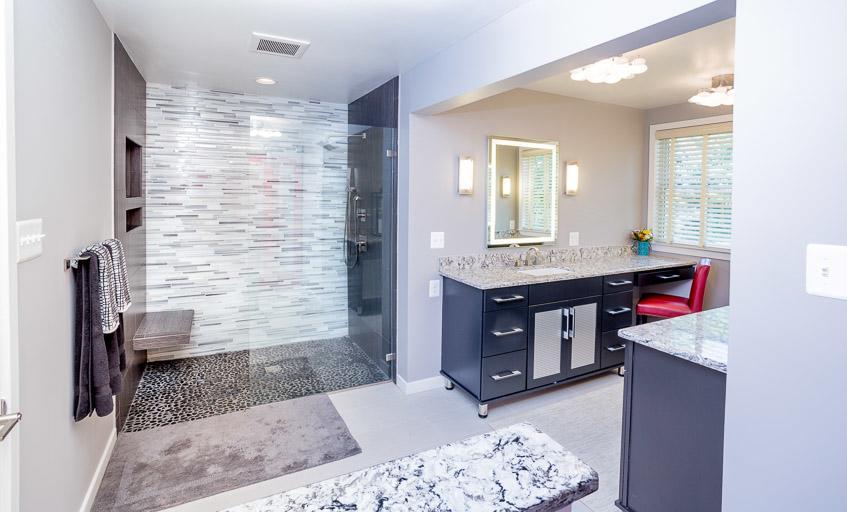 Bathroom Metamorphosis in Ellicott City, MD - After Photo