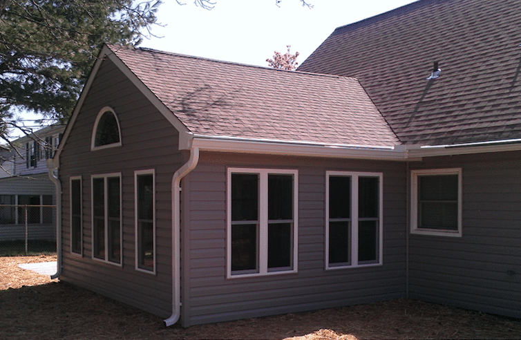 Sunroom Addition in Nottingham, MD - After Photo