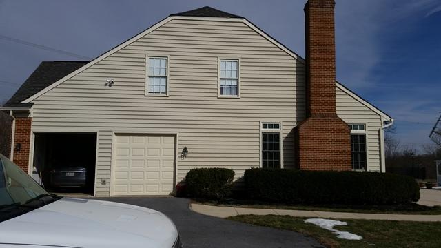 Stunning Garage Remodel in Dayton, MD - Before Photo