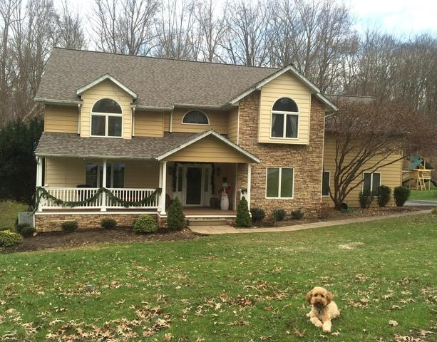New Siding and Exterior Work in Lutherville Timonium, MD