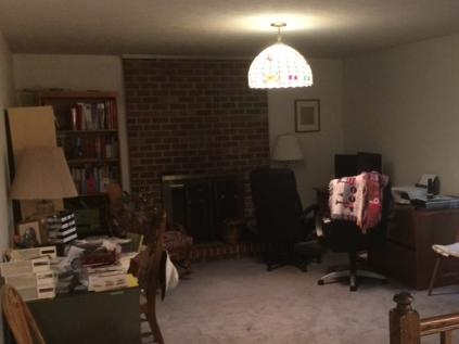 Reinvigorated Family Room in Jessup, MD