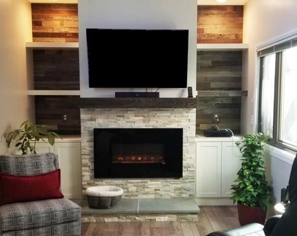Fantastic Fireplace in Sunshine, MD