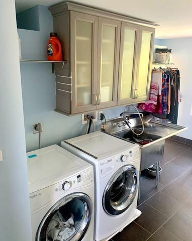 Laundry Space Improvement in Hyattsville, MD