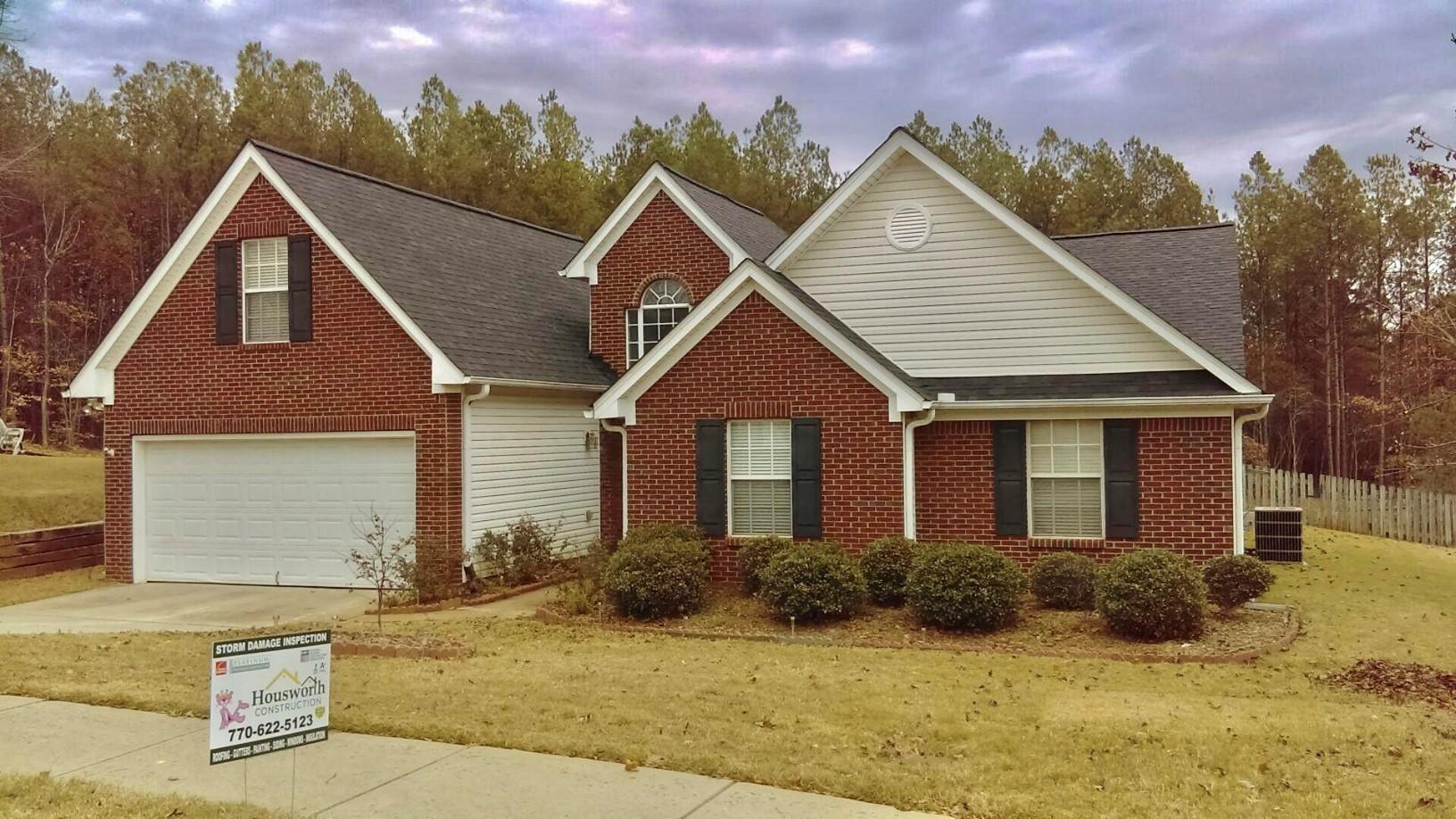 Insurance Claim In Suwanee, GA - After Photo