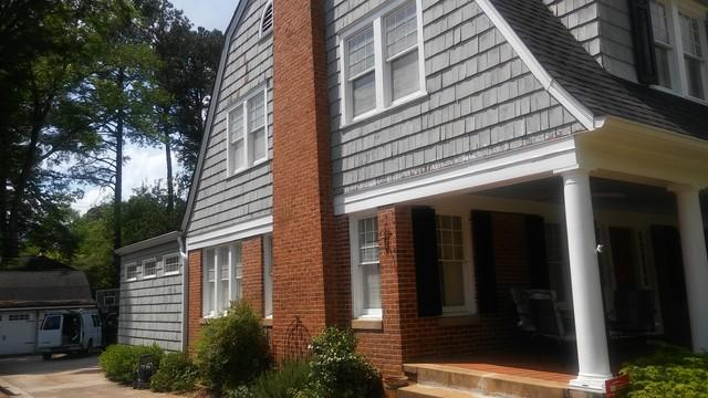 Exterior Painting in Lawrenceville, GA