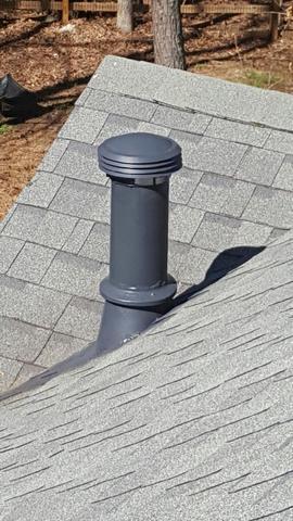 Roof Repair of Leaking Furnace Vent in Alpharetta, GA