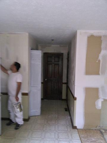 Flooring Installation and Interior Painting in Roswell, GA