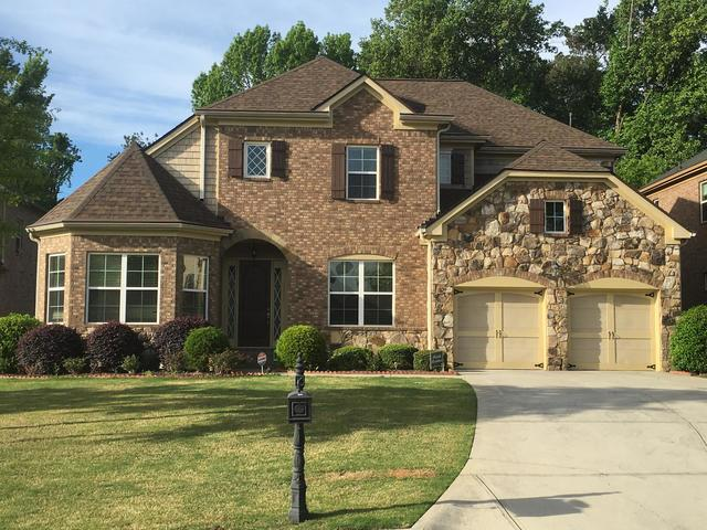Insurance Claim - Roof and Gutter/Gutter Guard System Replacement in Suwanee, GA - After Photo