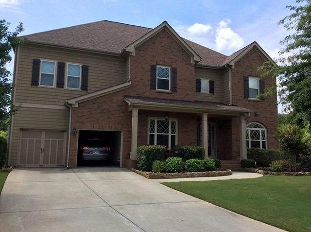 Insurance Claim - Roof Replacement in Johns Creek, GA - After Photo