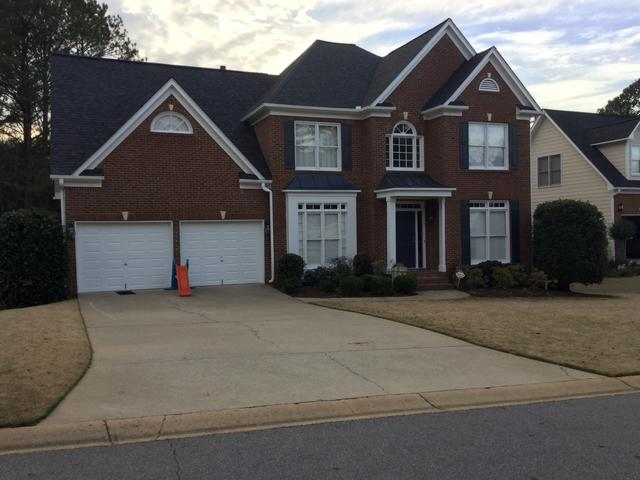 Roof Replacement/Exterior Painting in Marietta, GA