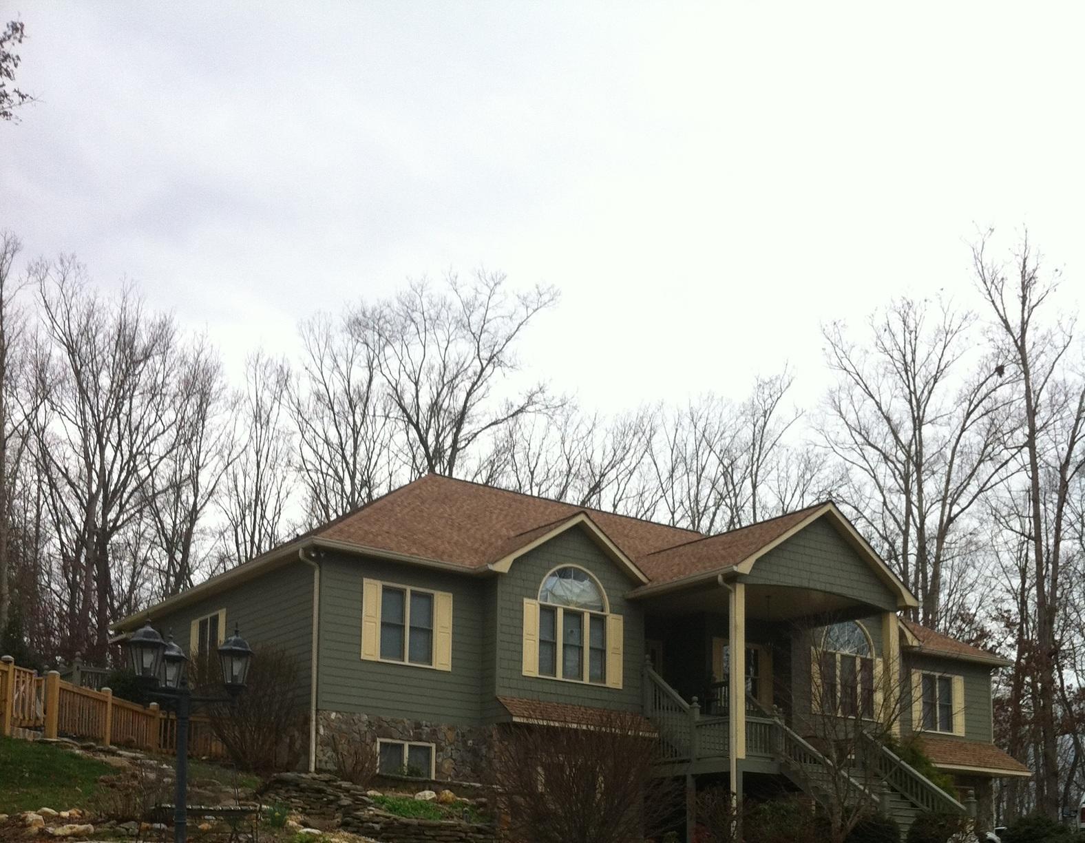 Hail Damage Roof Repair in Blue Ridge, GA - After Photo