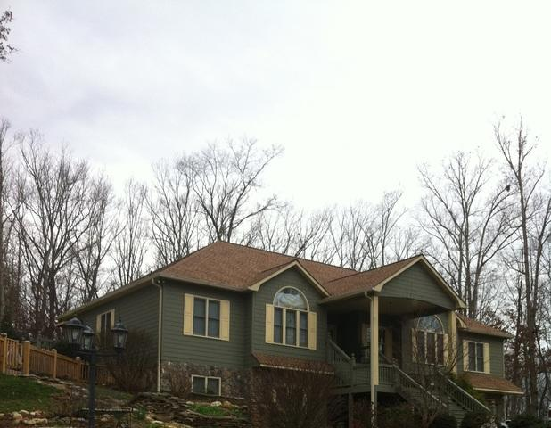 Hail Damage Roof Repair in Blue Ridge, GA