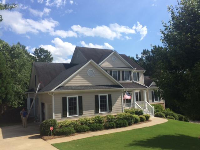 Roof Damage & Replacement in Dallas, GA