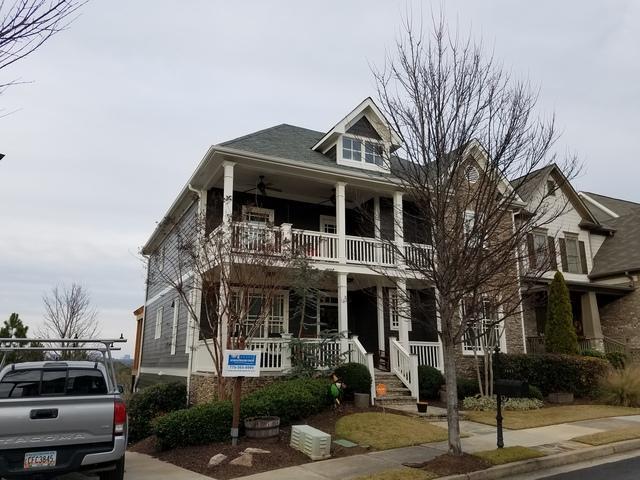 Roof Replacement in Atlanta
