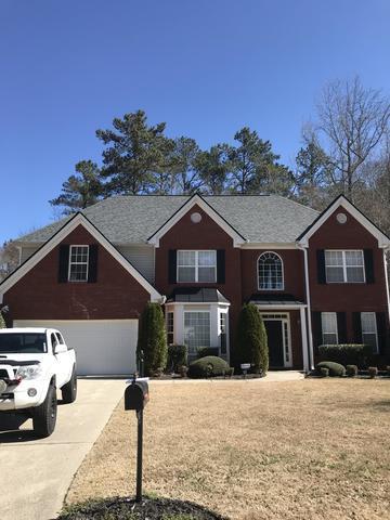 Full Roof Replacement in Powder Springs GA