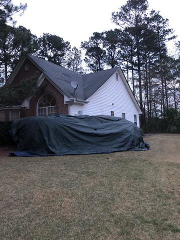 Full Roof Replacement in Snellville GA